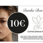 VREDNOSTNI BON ZA 10 eur